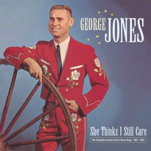 Jones ,George - She Thinks I Still Care: The Compl.( 5 cd box)