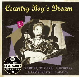 V.A. - Country Boys Dream 33 1/3 Edition ( limited )
