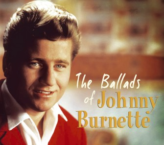 Burnette ,Johnny - The Ballads Of Johnny
