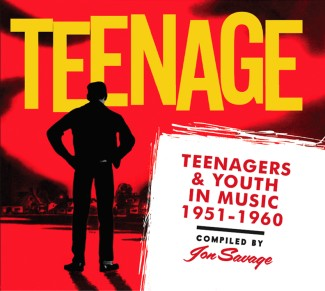 V.A. - Teenagers & Youth In Music 1951-1960