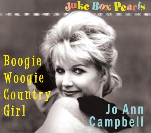 Campbell ,Jo Ann - Boogie Woogie Country Girl