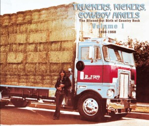 V.A. - Truckers ,Kickers ,Cowboys Angels 1968 Vol 1 : The..