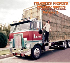 V.A. - Truckers ,Kickers ,Cowboys Angels 1972 Vol 5 : The..