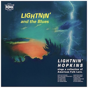 Hopkins ,Lightnin' - Lightnin' And The Blues ( Ltd lp )
