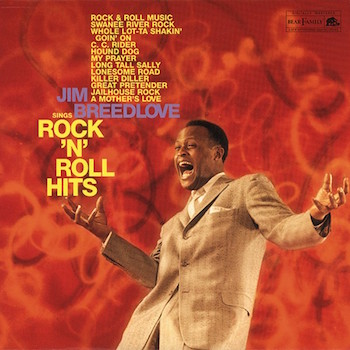 Breedlove ,Jimmy - Sings Rock'n'Roll
