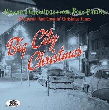 V.A. - Big City Christmas - 30 Groovin' And Croonin' Christmas..