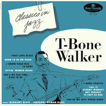 "T-Bone Walker - Classic In Jazz ( Ltd 10"" Color )"