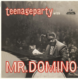 "Domino ,Fats - Teenageparty With Mr Domino ( ltd 10"" color )"