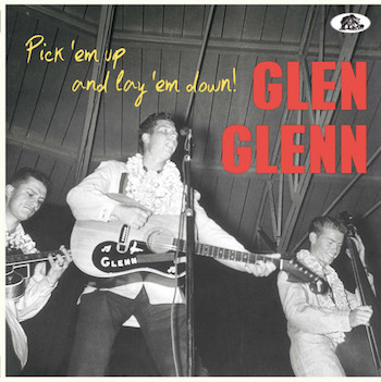 "Glenn ,Glen - Pick 'em Up And Lay 'Em Down ( ltd 10"" lp 180gr )"