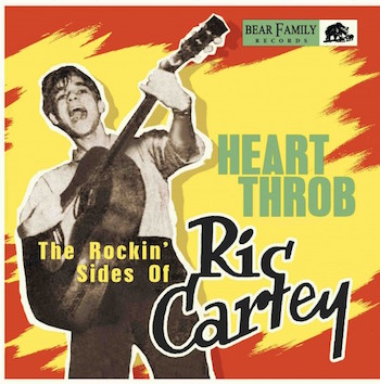 Cartey ,Rick - Heart Throb : The Rockin' Sides Of Rick ..