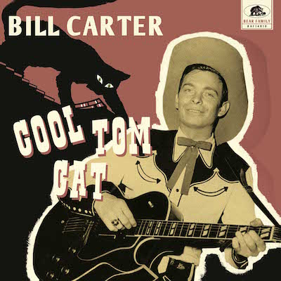 "Carter Bill - Cool Tom Cat ( Ltd 10"" ) due 08/01/2021"