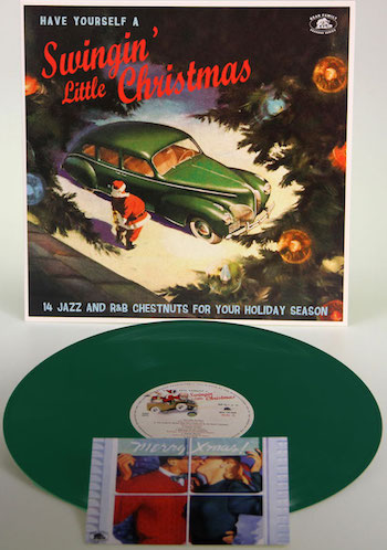 V.A. - Have Yourself A Swingin' Little Christmas (Ltd Color Lp)