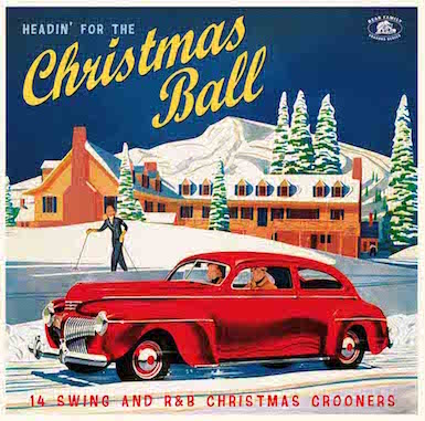 V.A. - Season's Greethings : Headin' For The Christmas Ball (Lp)