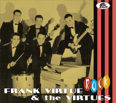 Virtue ,Frank And The Virtues - Frank Virtue Rock
