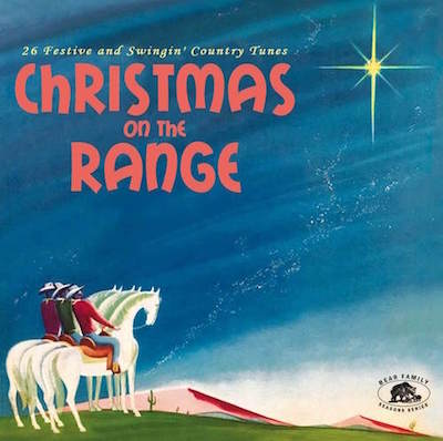 V.A. - Christmas On The Range