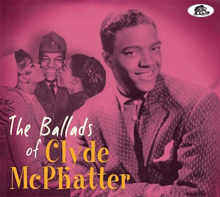 McPhatter ,Clyde - The Ballads Of Clyde McPhatter