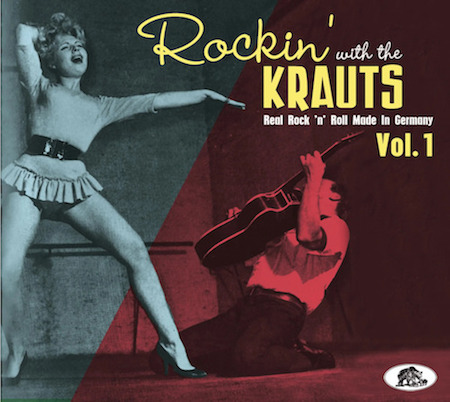V.A. - Rockin' With The Krauts : Real Rock'n'Roll Vol 1 Made ...