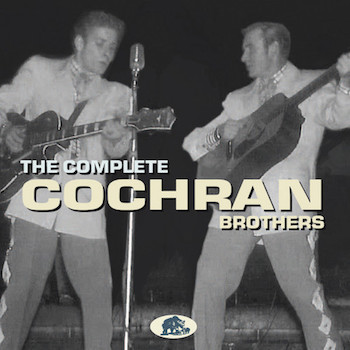 Cochran Brothers ,The - The Complete Cochran Brothers ( cd )