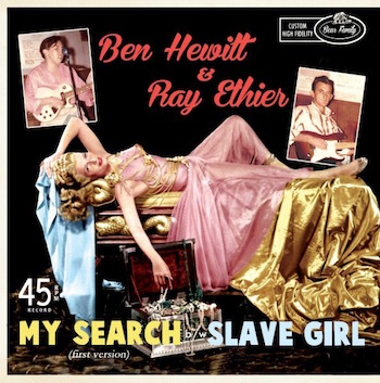 Hewitt ,Benn - The Search / Ethier ,Ray - Slave Girl