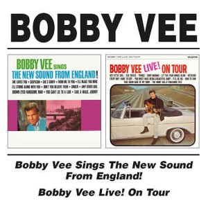 Vee ,Bobby : 2on1 Sings The New Sound Of England / Live..
