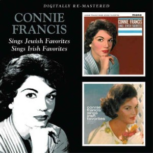 Francis ,Connie - 2on1 Sings Jewish Favorites / Sings Irish Fav