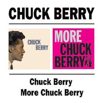 Berry ,Chuck - 2on1 Chuck Berry - More Chuck Berry ( cd)