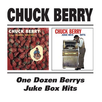 Berry ,Chuck - 2on1 One Dozen Berrys - Jukebox Hits ( cd)