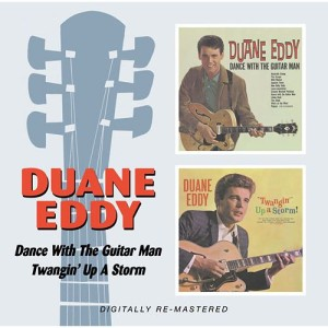 Duane ,Eddy - 2on1 Dance With The Guitar../ Twangy...