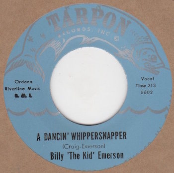 Emerson ,Billy the Kid - A Dancin' Whippersnapper + 1 ( Repr )