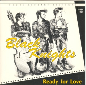 Black Knights,The - Ready For Love