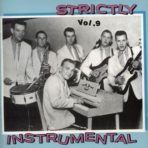 V.A. - Strickly Instrumental : Vol 9