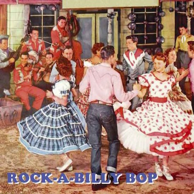 V.A. - Rock-A-Billy Bop