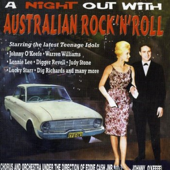 V.A. - A Night Out With Australian Rock'n'Roll