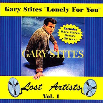 Stites ,Gary - Lonely For You
