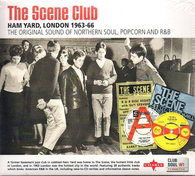 V.A. - The Scene Club : Ham Yard London1963-66