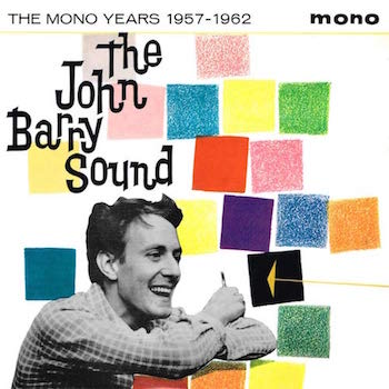 Barry ,John -John Barry Sound : Mono Years 1957-1962 ( 3 cd's )