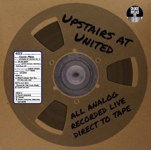 Mead ,Chuck - Upstairs At United ( limited lp )