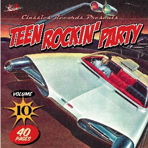 V.A. - Teen Rockin' Party Vol 10
