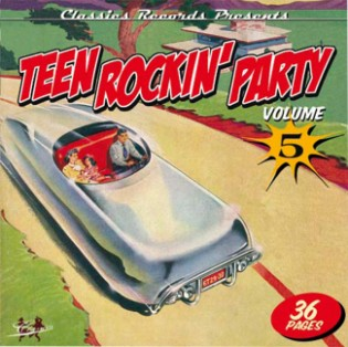 V.A. - Teen Rockin' Party Vol 5