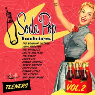 V.A. - Soda Pop Babies Vol 2