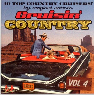 V.A. - Cruisin' Country Vol 4