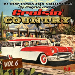 V.A. - Cruisin' Country Vol 6
