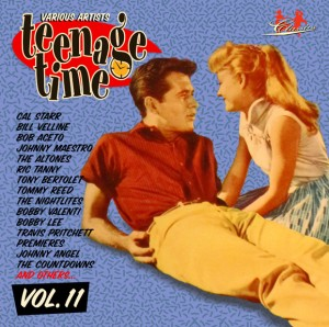 V.A. - Teenage Time Vol 11