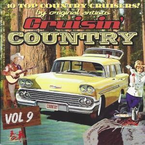 V.A. - Cruisin' Country Vol 9