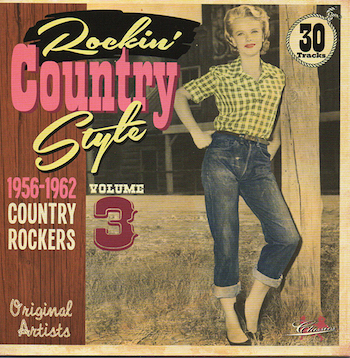 V.A. - Rockin' Country Style 1956 -1962 Vol 3