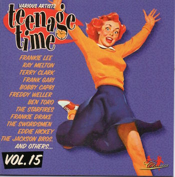 V.A. - Teenage Time Vol 15