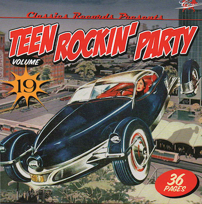 V.A. - Teen Rockin' Party Vol 19