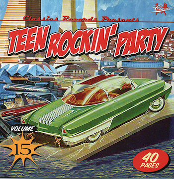 V.A. - Teen Rockin' Party Vol 15