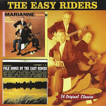 Easy Riders ,The - 2on1 Marianne / Wanderin'