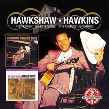 Hawkins ,Hawkshaw - 2on1 Hawkshaw Sings - Country Gentleman